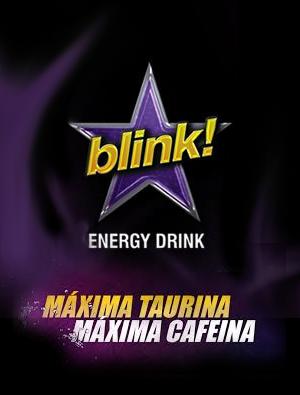 blink taurina y cafeina