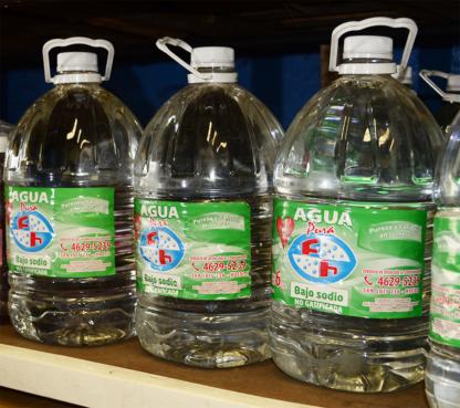 aguas bajo sodio de 6 litros