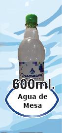 mamasara Agua de 600 milílitros