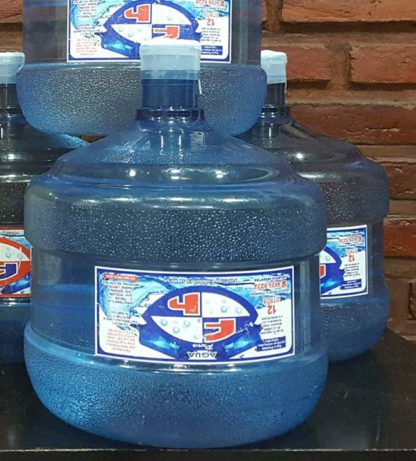 agua retornable 12 litros