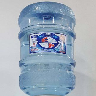agua retornable 20 litros